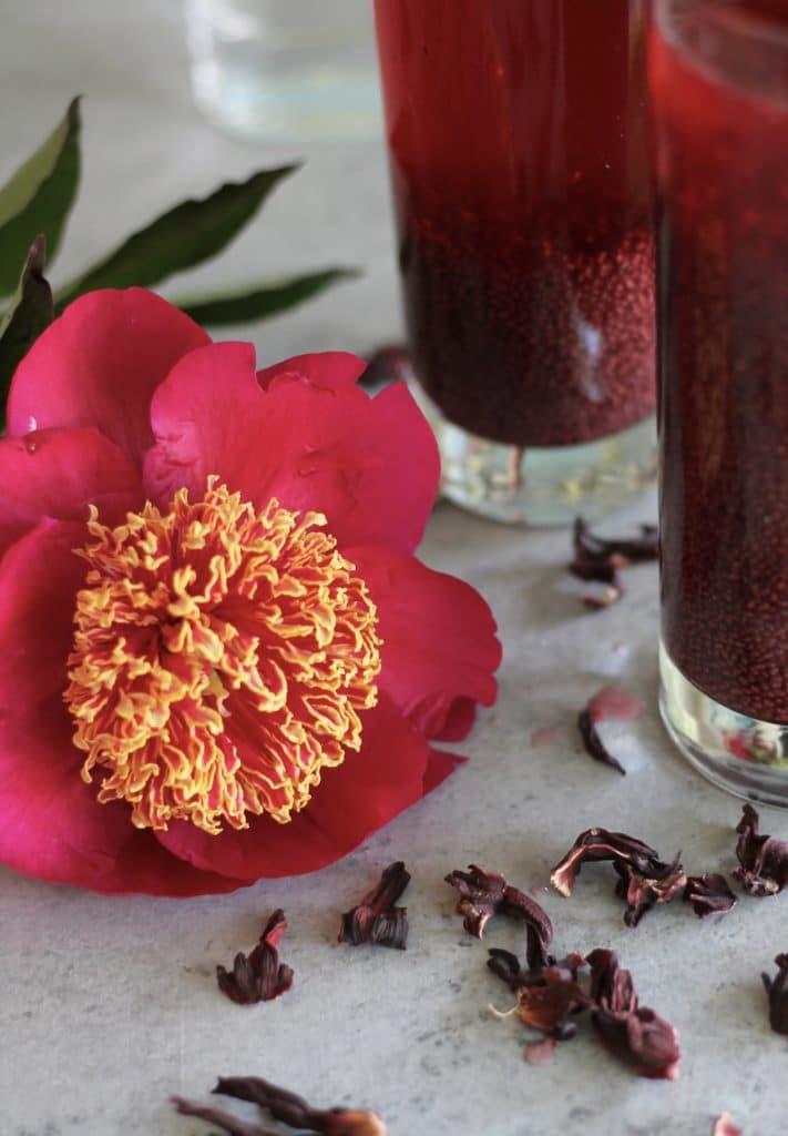 Hibiscus Chia Fresca