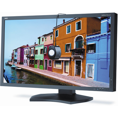 "NEC PA322UHD-BK-SV 32"" 4K Display"