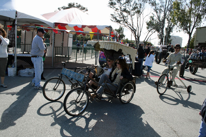 Maker Faire Cycles
