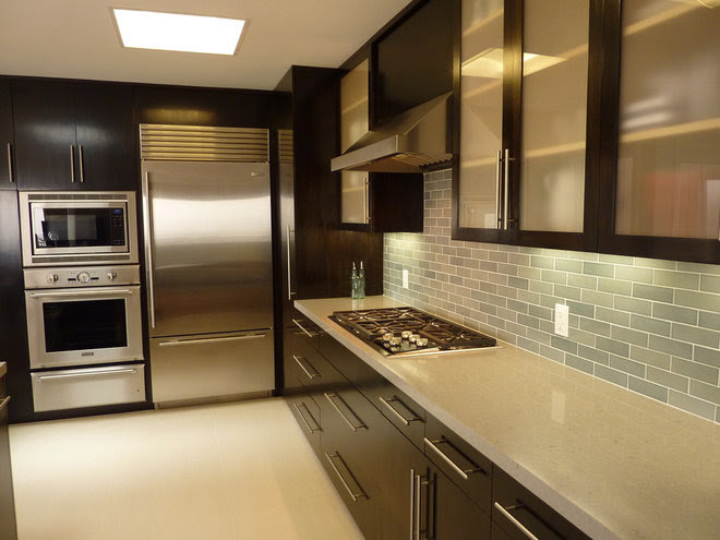 Come On Over To The Dark Side - Tips On Dark Kitchen Cabinetry!