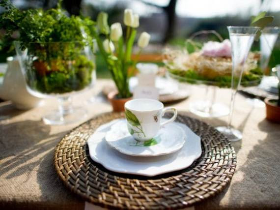 30 Cool Mothers Day Tea Table Décor Ideas Family Holidaynet