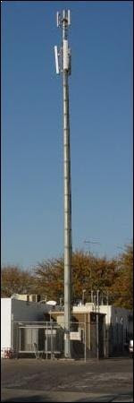 Cell Phone Tower Base Station