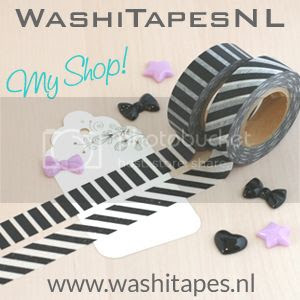 WashiTapesNL https://www.etsy.com/shop/smalltcreations #washi #maskingtape