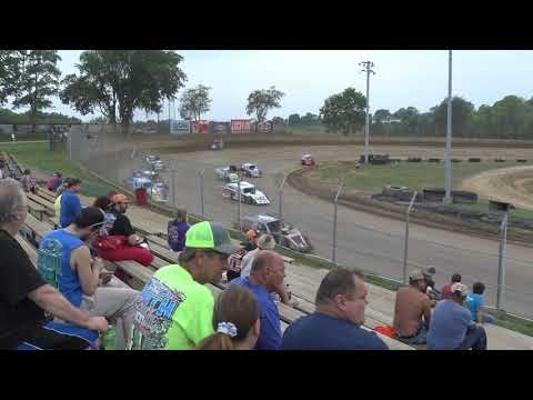 Florence Speedway | 7/24/21 | Modifieds | Heat 2