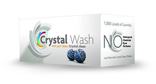 Crystal Wash Product Review