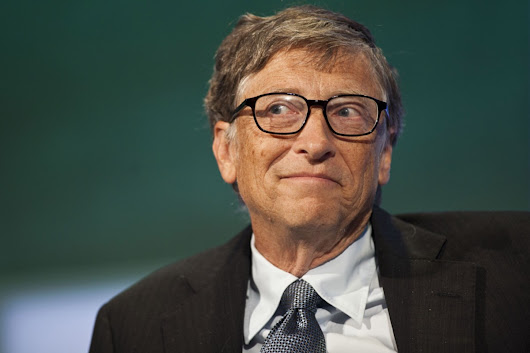 Bill Gates Doesn't Actually Want To Tax Robots
