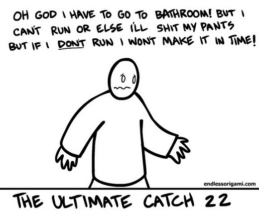 Catch-22 explained