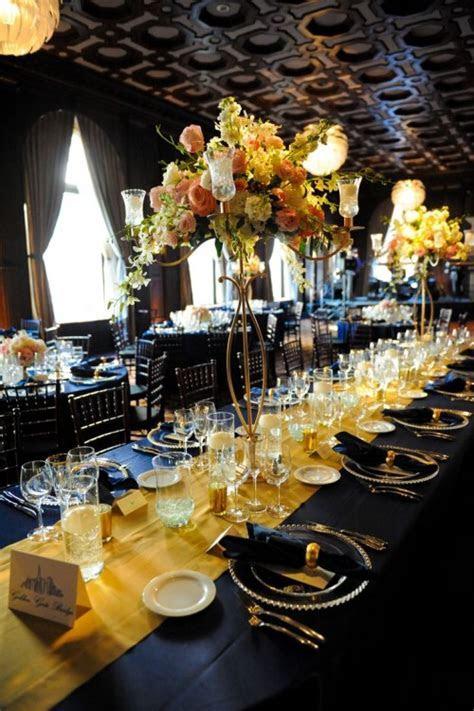 58 Elegant Navy And Gold Wedding Ideas   Weddingomania