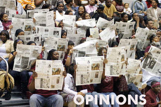Our editors say bye-bye: My love-hate relationship with NCCU