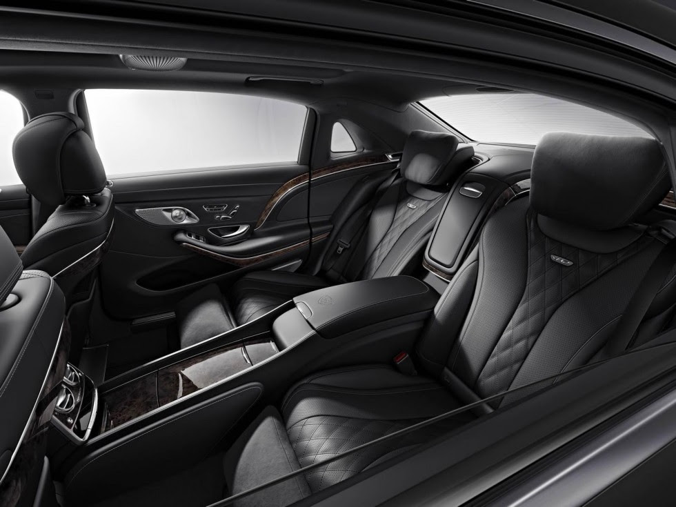 2016 Mercedes-Maybach S600 | eMercedesBenz