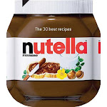 Nutella - by Johana Amsilli (Hardcover)