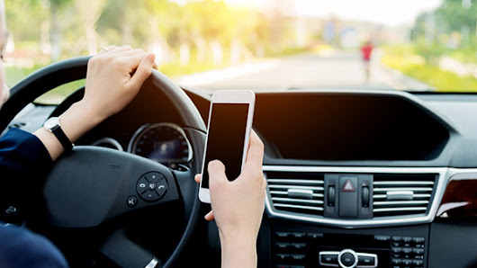 Smartphones: The distraction is killing us - The Cincinnati Insurance Companies blog