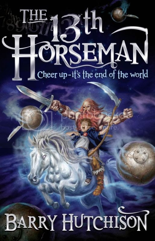 the 13th horseman by barry hutchinson
