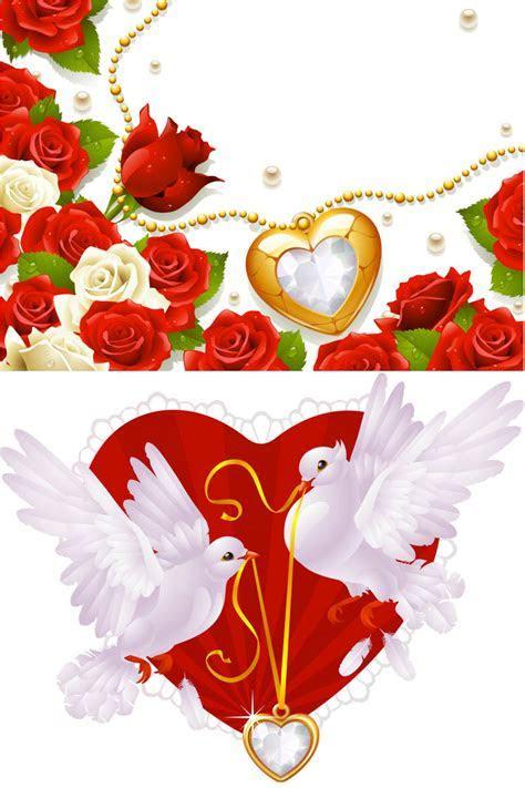 Wedding backgrounds vector   Free download