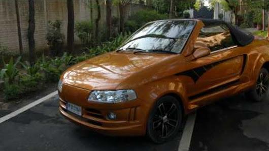 Modified Maruti Sports Car