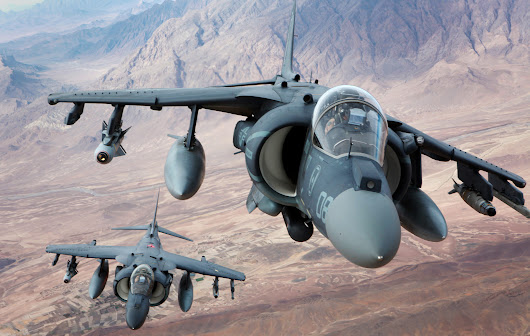 Harriers for Taiwan? Think Again