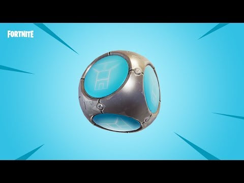 Fortnite Battle Royale: Port-a-Fort Item