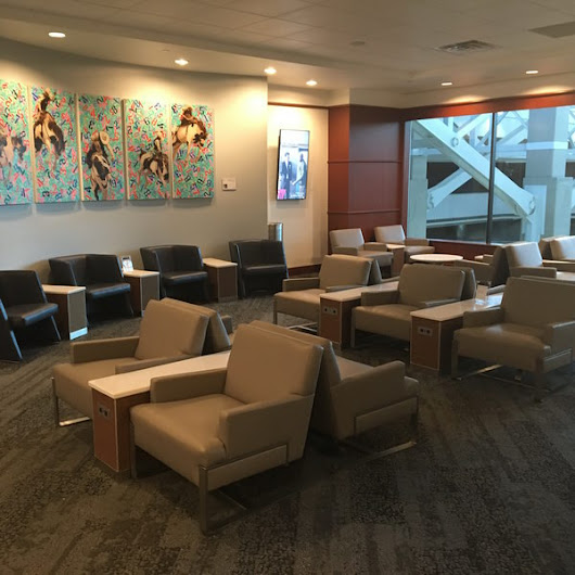 Delta's new Sky Club in Denver highlights the airline's commitment to ground services in emerging markets - LoungeReview.com