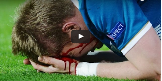 Horror and Dangerous Fouls in Football Matches of 2016