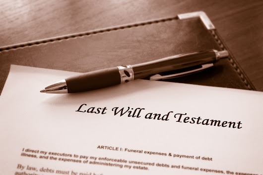 What happens if I do not have a Will? Part 1: Distributions.