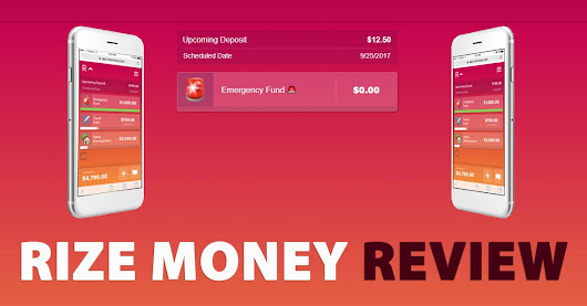 Rize Money Review: Automatic Savings Account That Pays Interest
