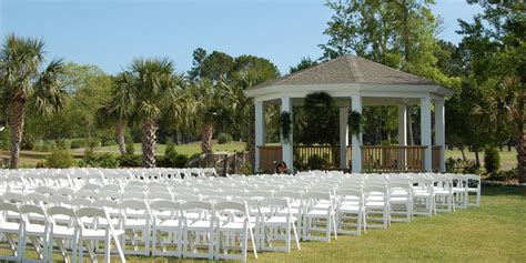 Sea Trail Resort Weddings   Get Prices for Wedding Venues
