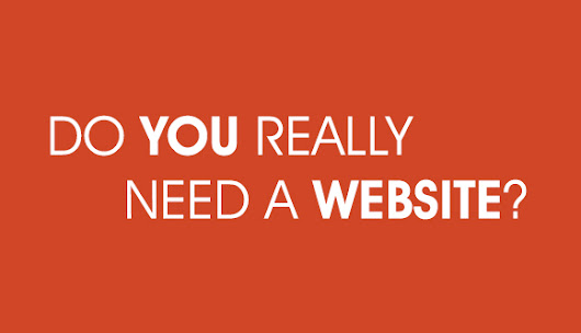 Does your business need a website? Here is why you do! - Digital Park