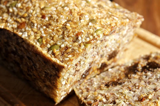 This flour-free bread recipe is the ultimate superfood