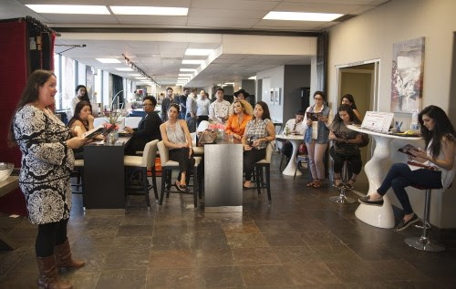 Successful Networking Event by LA Furniture: LA Furniture