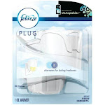 Febreze 72792 Plug Electric Air Freshener With 2-alternating Scents