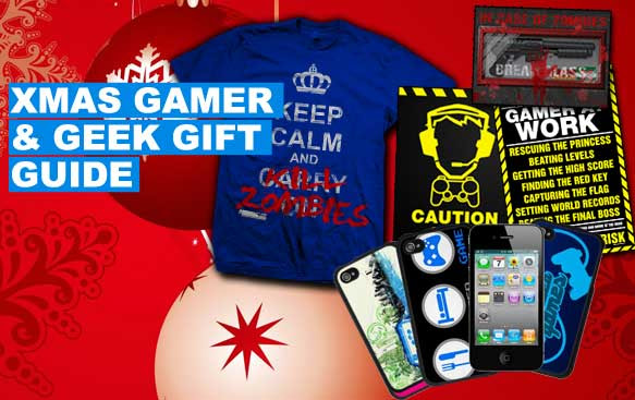 Top 5 Christmas Gifts For Gamers