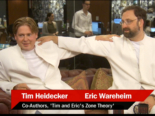 Tim And Eric's Guide To Life Includes A Pyramid Scheme And 'Nude Masked Horseplay'