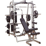 Body Solid GS348QP4 Series 7 Smith Gym