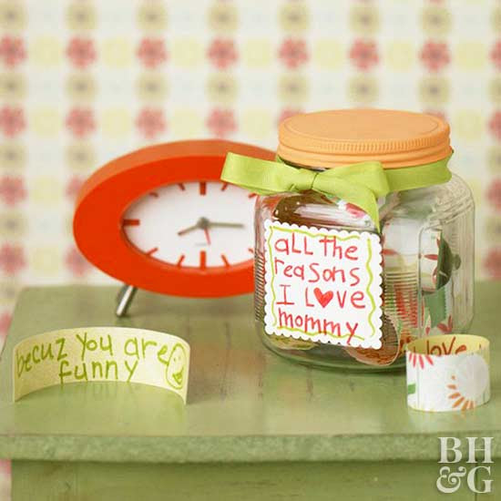 Message in a Jar Gift