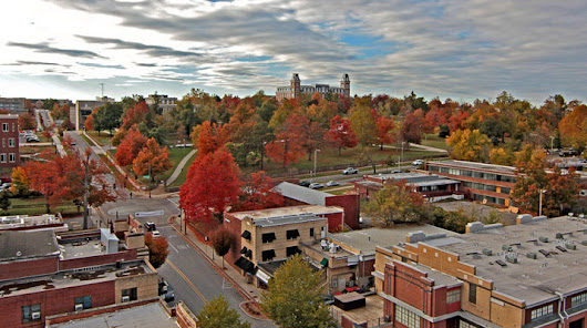 Fayetteville named No. 4 best college town in the nation, best in the SEC