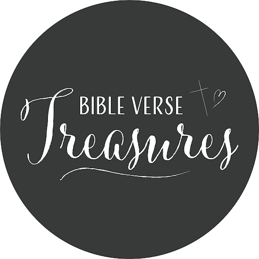 Bible Verse Inspired Printables Store by BibleVerseTreasures