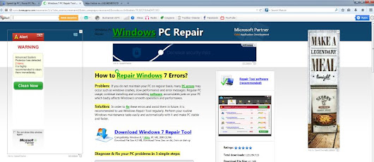 Remove TuneUpPro.com pop-up ads (Removal Guide)