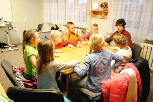 Volunteering in Poland - A cross cultural sharing