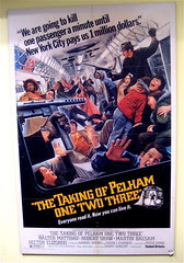 Poster for The Taking of Pelham One Two Three
