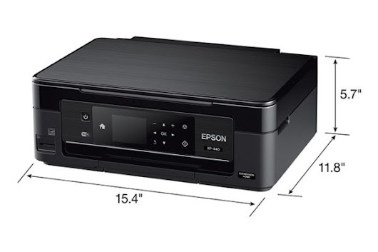 Epson Expression Home XP-440 Wireless Color Photo Printer with Scanner and Copier Unboxing Review @EpsonAmerica