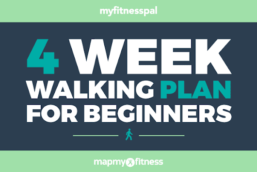 4-Week Walking Plan for Beginners