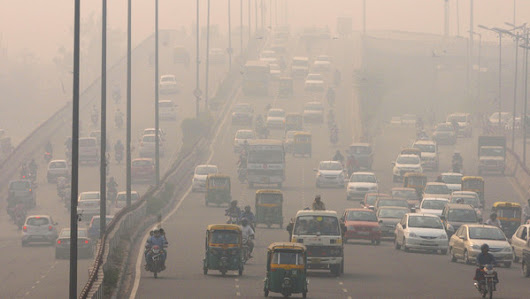 COP21: Delhi bans cars on alternate days to cut pollution - FT.com