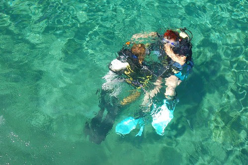 open water lesson