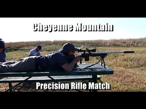 Cheyenne Mountain Precision Rifle Match- August 2016