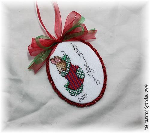Benjamin's Ornament