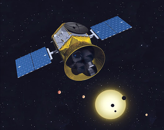 How will NASA' TESS spacecraft will hunt for exoplanets?