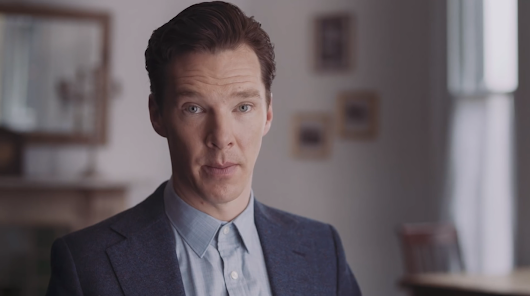 "Benedict Cumberbatch Reads a Letter Alan Turing Wrote in ""Distress"" Before His Conviction For ""Gross Indecency"""