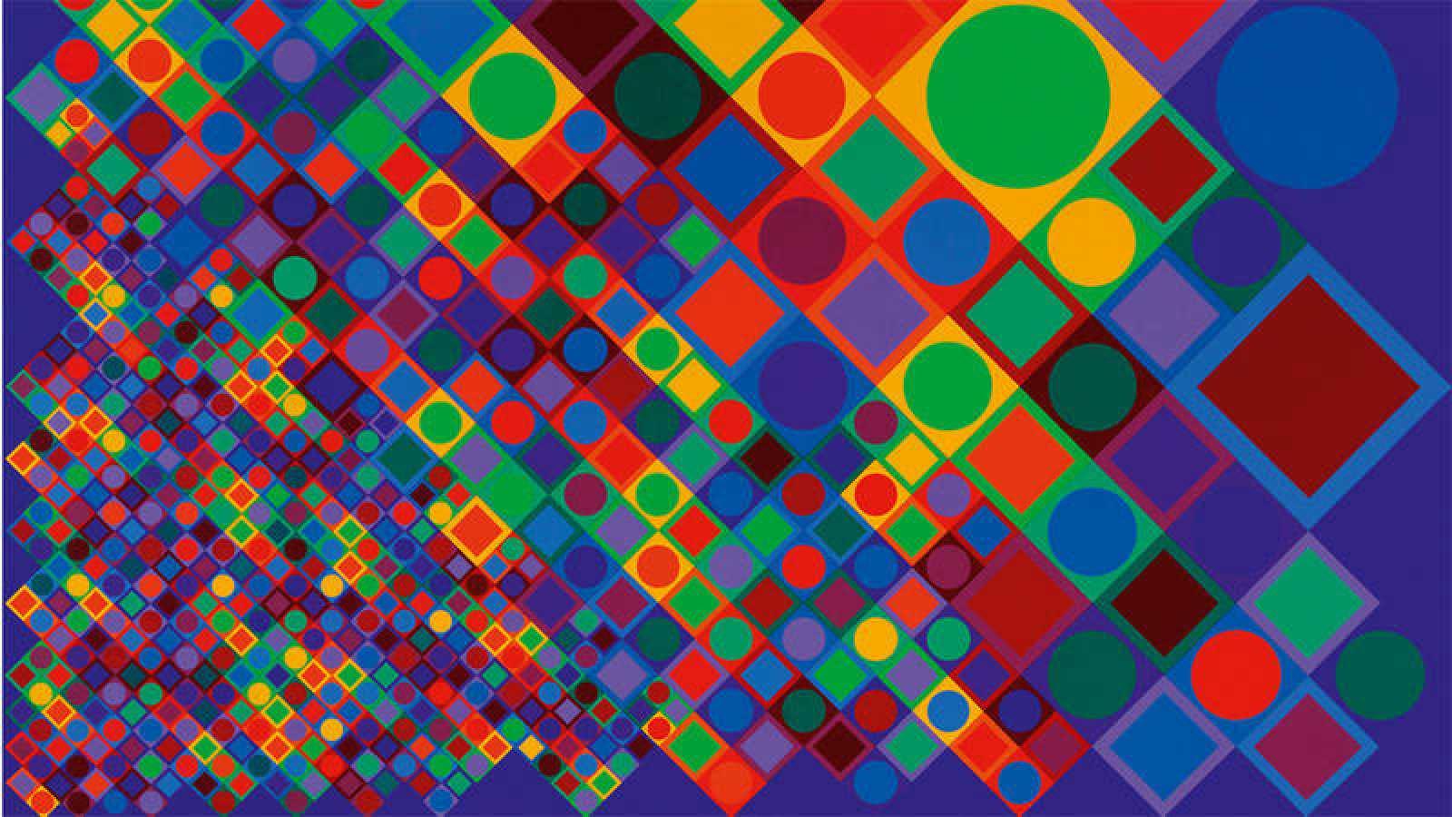 Resultado de imagen de Vasarely