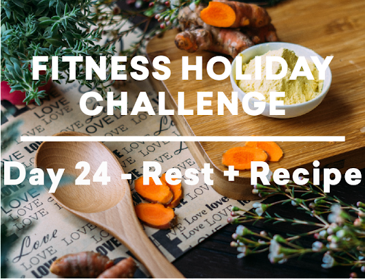 EBOOST Fitness Holiday Challenge Week 4 Day 4 | EBOOST Blog