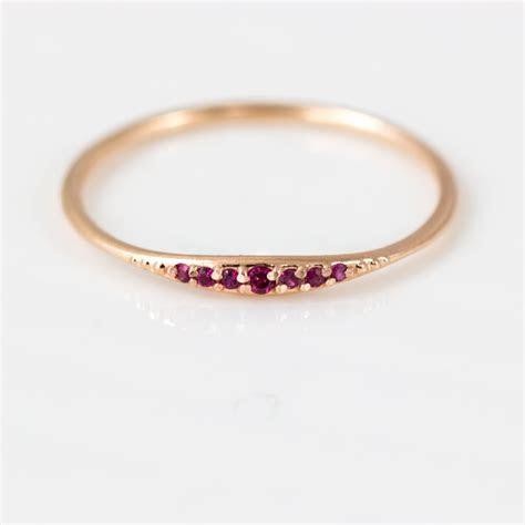 Best 25  Ruby ring simple ideas on Pinterest   Jennie kwon